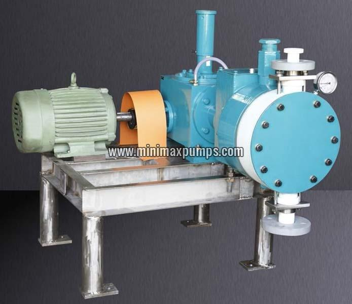 Hydraulic Actuated Diaphragm Pump HDMP-20S2
