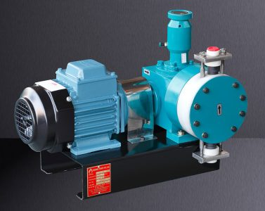 Mechanically Actuated Diaphragm Pump MDP-20